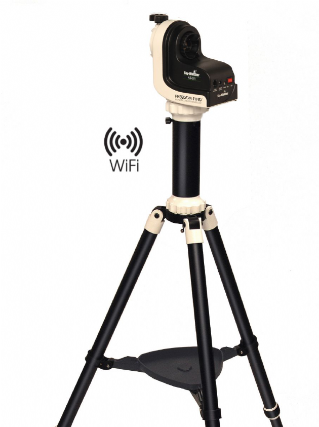 Skywatcher AZ-GTi WiFi Go-to Mount & Tripod
